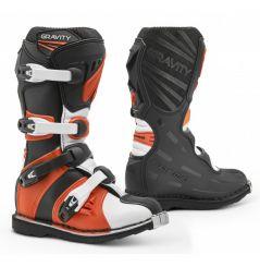 Bottes Moto Cross Forma Gravity - Noir Orange