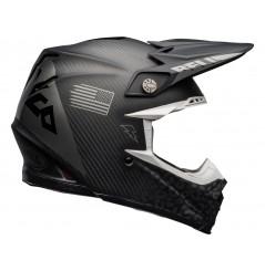 Casque Moto Cross BELL MOTO-9 FLEX SLAYCO Noir Mat - Gris 2021