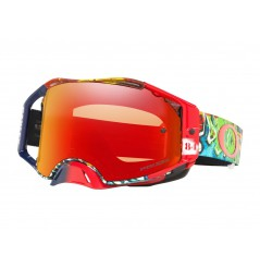 Masque Moto Cross OAKLEY AIRBRAKE MX GRAFFITO RWB JEFFREY HERLINGS 2020