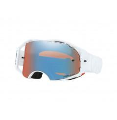 Masque Cross OAKLEY AIRBRAKE MX FACTORY PILOT WHITEOUT 2021