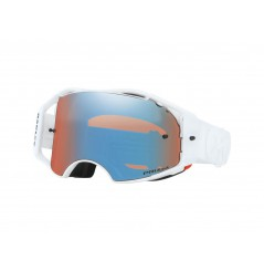Masque Moto Cross OAKLEY AIRBRAKE MX FACTORY PILOT WHITEOUT 2020