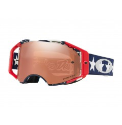 Masque Moto Cross OAKLEY AIRBRAKE MX LIBERTY RWB TROY LEE DESIGNS 2020
