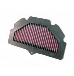 Filtre a Air K&N SU-6006 pour GSR600 (06-11) GSR750 (11-16) GSXS 750 (17)