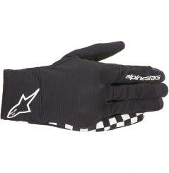 Gants moto Alpinestars Reef Glove - Noir & Blanc