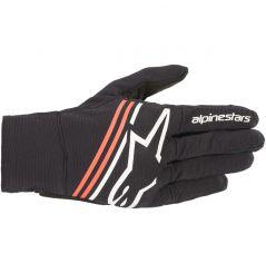 Gants moto Alpinestars Reef Glove - Noir & Orange