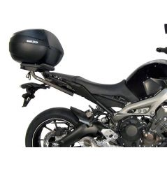 Pack Shad Top Case + Support pour Yamaha MT-09 (13-16)