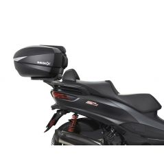 Pack Shad Top Case + Support pour Piaggio MP3 RL, LT 125, 300, 400 et 500 (07-19)