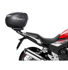 Pack Shad Top Case + Support pour Honda CB 500 X (13-20)