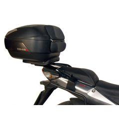 Pack Shad Top Case + Support pour Honda CBF500 (06-08) CBF600 (04-12) CBF1000 (05-09)