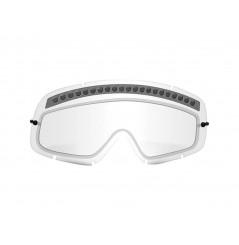 Écran Double Ventilé LEXAN CLAIR pour Masque Moto Cross OAKLEY O FRAME MX 2020