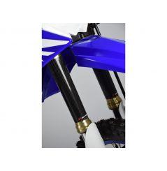 Protection de Fourche Inférieure en Carbone 240 X 52 mm pour Cross et Enduro