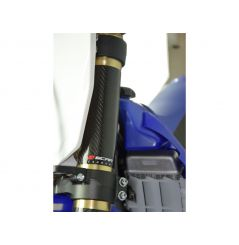 Protection de Fourche Supérieure en Carbone 160 X 52 mm pour Cross et Enduro