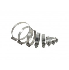 Colliers de Serrage Durites Radiateur pour YZ65 (18-20)