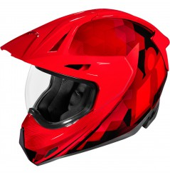 Casque Moto ICON VARIANT PRO ASCENSION 2020 Rouge