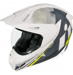 Casque Moto ICON VARIANT PRO ASCENSION 2020 Blanc