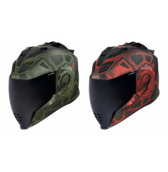 Casque Moto ICON AIRFLITE BLOCKCHAIN 2020
