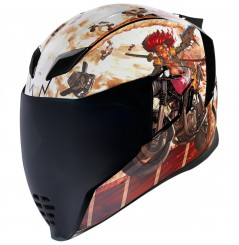 Casque Moto ICON AIRFLITE PLEASUREDOME3 2020