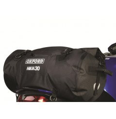 SAC DE SELLE MOTO ROLL BAG AQUA 30