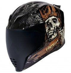 Casque Moto ICON AIRFLITE UNCLE DAVE 2020