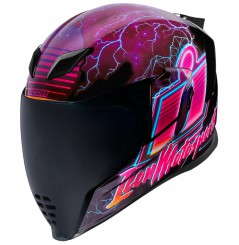 Casque Moto ICON AIRFLITE SYNTHWAVE 2020