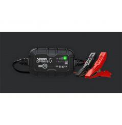 Chargeur de Batterie Moto Intelligent NOCO Genius 5 6-12V 5A
