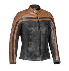 Blouson Cuir Moto Femme IXON PIONEER LADY
