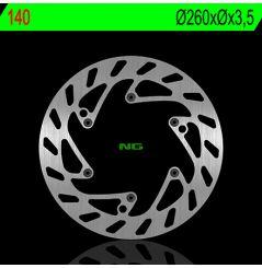 Disque de Frein Avant NG Brake pour EXC250 et EXC300 (10-20)