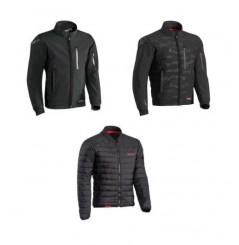 Blouson Moto Textile IXON SOHO