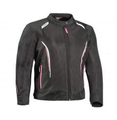 Blouson Moto Femme Textile IXON COOL AIR LADY C-SIZING