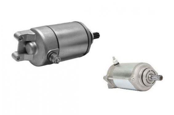 Démarreur Moto pour Honda VT500C (83-86) VT500FT (83-84) VT600 (88-07) XL600V (89-90)