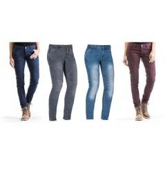 Pantalon Moto Textile Femme Jeans CE IXON VICKY