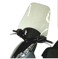 Bulle Standard Scooter VParts pour Peugeot 125 Geopolis (06-09) 250 Geopolis (06-09)