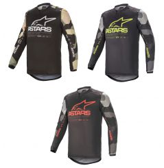Maillot Cross ALPINESTARS RACER TACTICAL, ECE 2021
