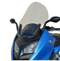 Bulle Haute Protection Scooter VParts pour BMW C 600 Sport (12-15)