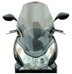 Bulle Haute Protection Scooter VParts pour Honda PCX 125 (10-16)