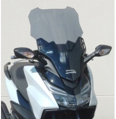 Bulle Haute Protection Scooter VParts pour Honda Forza 125 (15-17)
