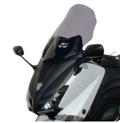 Bulle Haute Protection Scooter VParts pour Yamaha 530 T-Max (12-16)