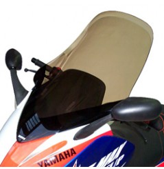 Bulle Haute Protection Scooter VParts pour Yamha 500 T-Max (01-07)