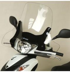 Bulle Haute Protection Scooter VParts pour Honda SH 125 (09-12)