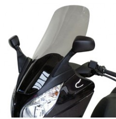 Bulle Haute Protection Scooter VParts pour Honda S-Wing 125 (07-12)
