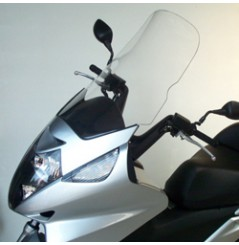 Bulle Haute Protection Scooter VParts pour Silver Wing 400 (02-06)