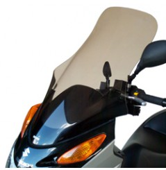 Bulle Haute Protection Scooter VParts pour Suzuki 125 Burgman (02-06)