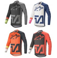 Maillot Cross ALPINESTARS RACER TECH COMPASS GEAR 2021