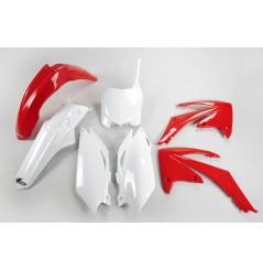 Kit Plastique UFO pour Moto Honda CRF250 R (10) CRF450 R (09-10) - Couleur Origine