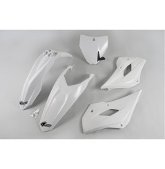 Kit Plastique UFO pour Moto Husqvarna FC250 (14) FC350 (14) FC450 (14) | Couleur Origine
