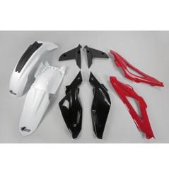 Kit Plastique UFO pour Moto Husqvarna TC250 (08) TC450 (08) TC510 (08) | Couleur Origine