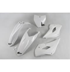 Kit Plastique UFO pour Moto Husqvarna TC85 (14-17) | Couleur Origine
