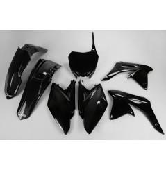 Kit Plastique UFO pour Moto Suzuki RM-Z250 (10) - Couleur Noir