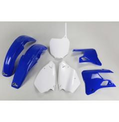 Kit Plastique UFO pour Moto Yamaha YZ125 (00-01) YZ250 (00-01) | Couleur Origine
