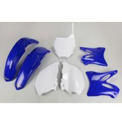 Kit Plastique UFO pour Moto Yamaha YZ125 (06-12) YZ250 (06-12) | Couleur Origine